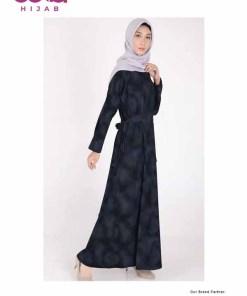 Baju Muslim Modern - Dauky L Dress Ebbia - Delia Hijab