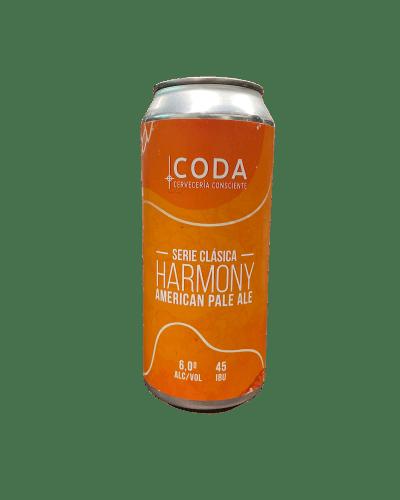Cerveza Artesanal Coda American Pale ALe