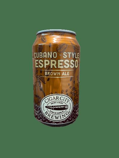 Cigar City Brewing Cubano Style Espresso Brown Ale
