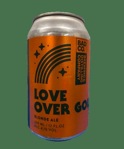 Badco Love Over Blonde Ale