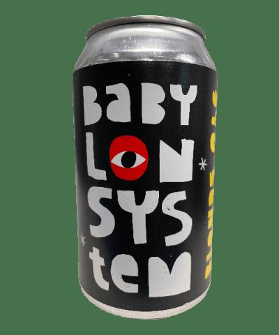 Hasta Pronto Babylon system 330cc