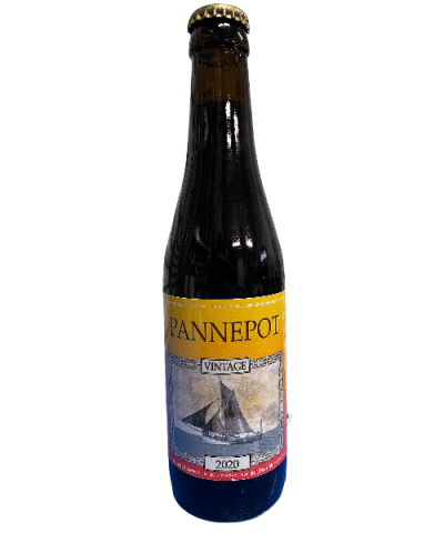 "DE STRUISE Pannepot 2020 ""Belgian Strong Dark Ale"""