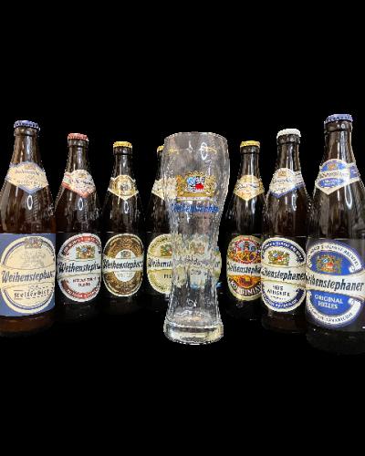 Pack cervezas alemanas