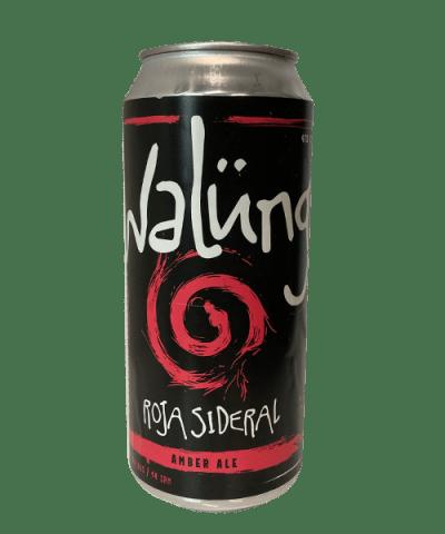 Cerveza Artesanal Walung chilena