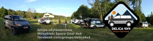 delica 4x4 owners club poland