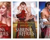 Seria Frăția Regală de Sabrina Jeffries