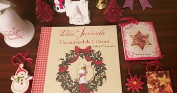Tilda Șoricela – Un miracol de Crăciun de Andreas H. Schmachtl, Editura DPH – recenzie