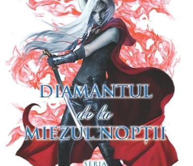 Diamantul de la miezul nopții de Sarah J. Maas, Editura RAO – recenzie