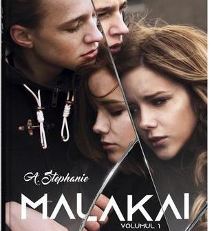 Malakai de A. Stephanie, Editura Bookzone – recenzie