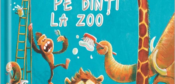 Ziua spălatului pe dinți la zoo de Sophie Schoenwald şi Gunther Jakobs, Editura Univers – recenzie
