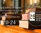 Top vânzări Grupul Editorial Corint Gaudeamus 2019