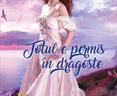 Totul e permis în dragoste de Kerrigan Byrne, Seria Diavoli îngenuncheați, Editura Litera, Colecția Iubiri de poveste