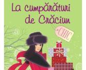 La cumpărături de Crăciun de Sophie Kinsella, Seria La cumpărături, Editura Polirom