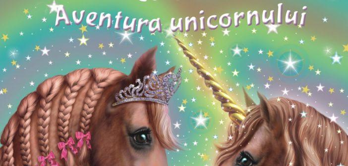 Aventura Unicornului, seria Prinţesele din Ponilandia de Chloe Ryder, Editura Paralela 45 – recenzie