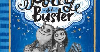 Polly și Buster. Vrăjitoarea rebelă & Monstrul sentimental de Sally Rippin, Editura Humanitas, Colectia Humanitas Junior – recenzie