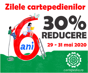Zilele cartepedienilor 29 – 31 mai – 6 ani de Cartepedia.ro