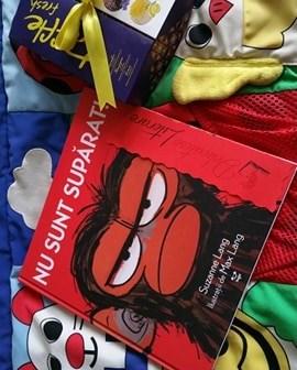 Nu sunt supărat! de Suzanne Lang și Max Lang, Editura Epica, colecția Hugs! – recenzie