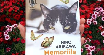 Memoriile unui motan călător de Hiro Arikawa, Editura Humanitas Fiction – recenzie