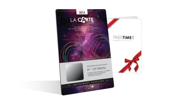 carte passtime réduction restaurants