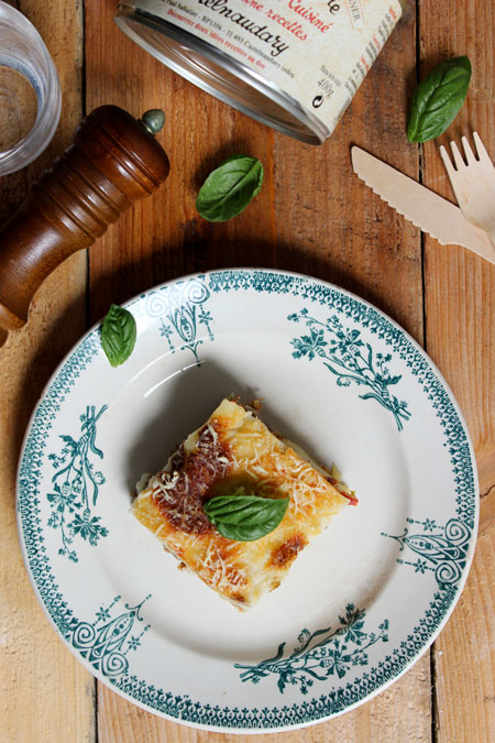 lasagnes-canard