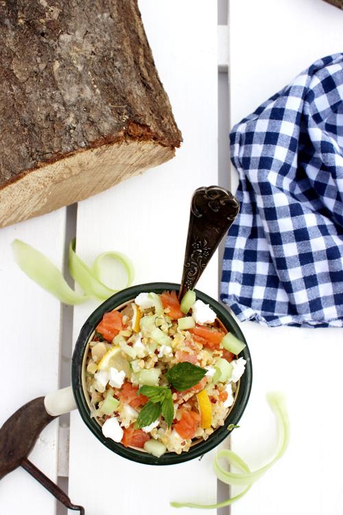 salade-truite-quinoa