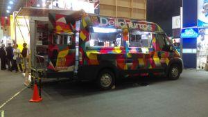 FoodTruck - Truck Van