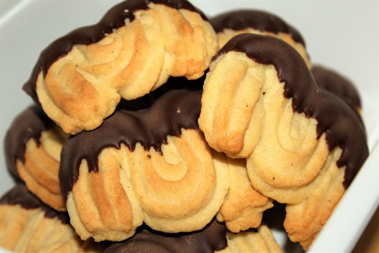 Biscuits Sablés Viennois Spritz Chocolat