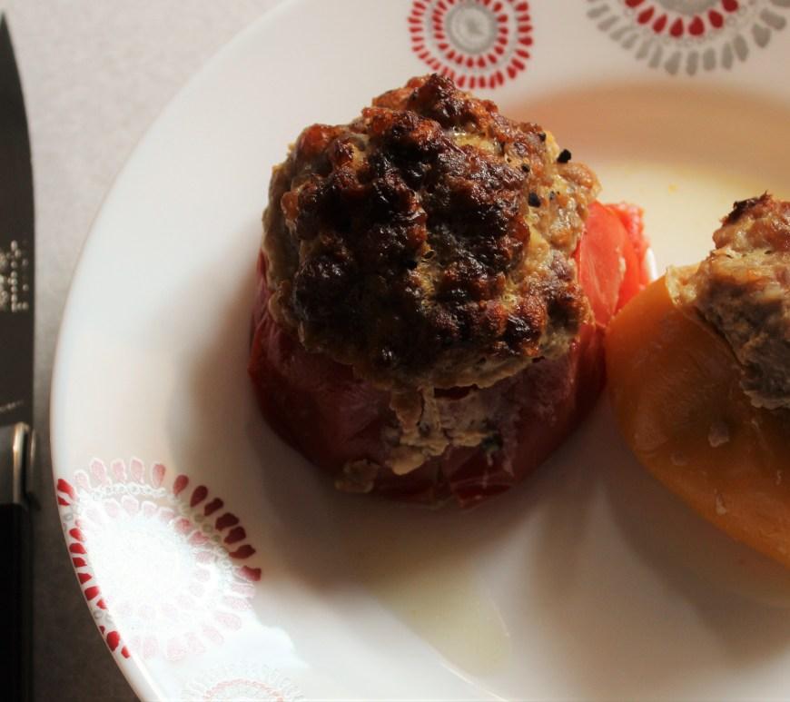 Délicimô ! - Recette Authentique Tomates ou Légumes Farcis de ma Grand-Mère - www.delicimo.fr