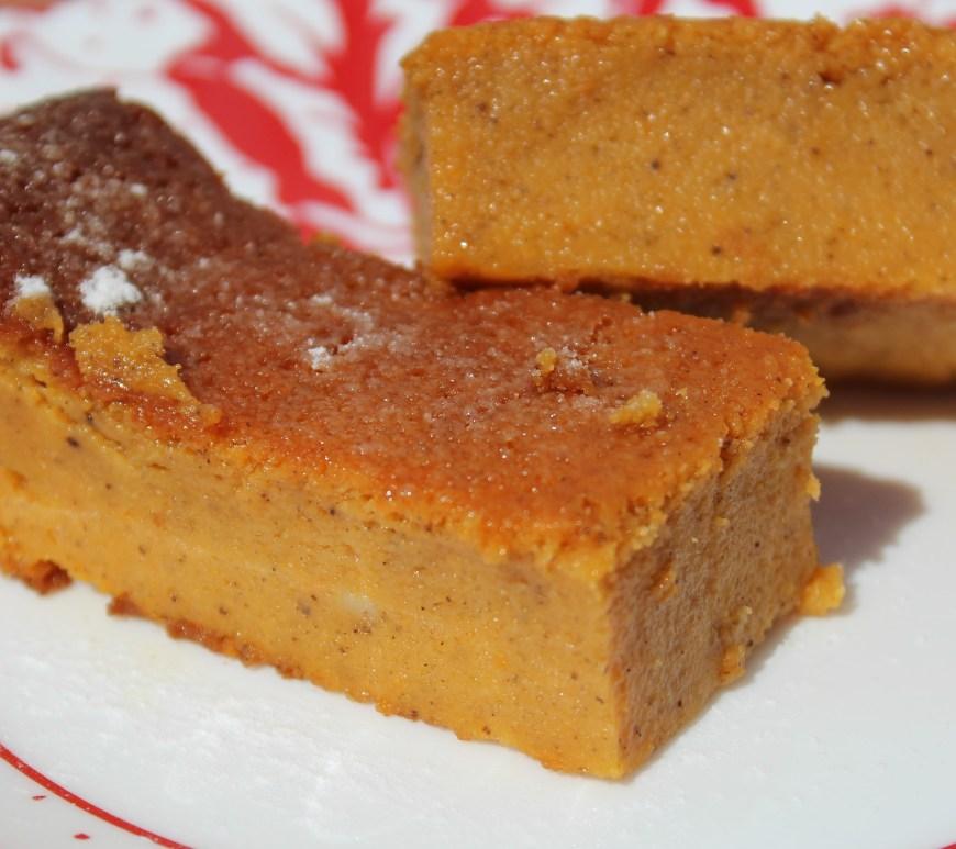 Délicimô ! - Recette Gâteau Fondat à la Patate Douce - www.delicimo.fr