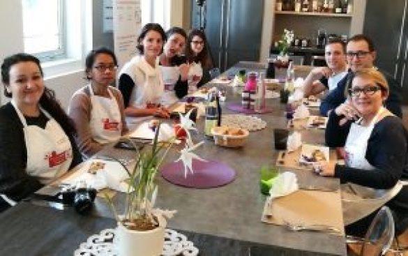 Atelier Culinaire Harmonie Mutuelle - Délicimô ! - Cuisin'easy