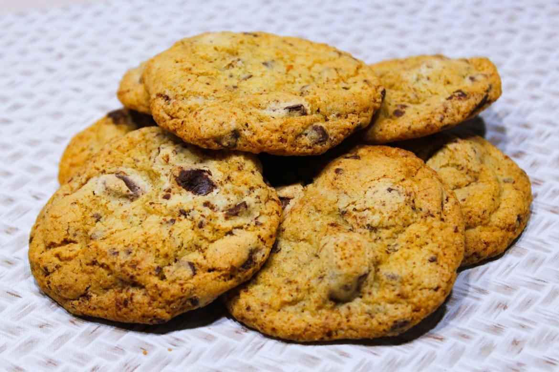 Cookies au Chocolat de mon Enfance