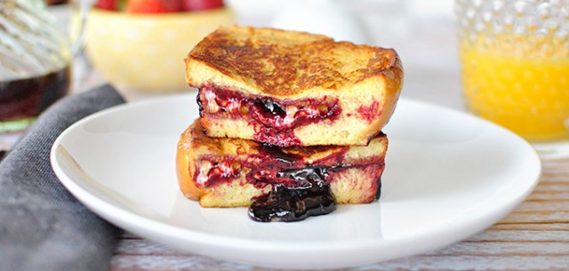 peanut butter and jelly french toast 2