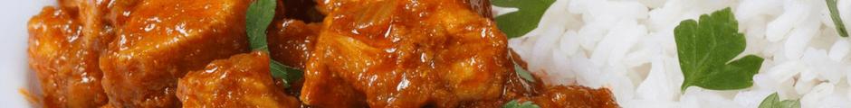 Fileto pule Tikka Masala