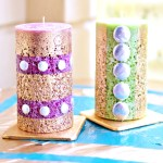 DIY Candle Makeover {In Under 15 Minutes}