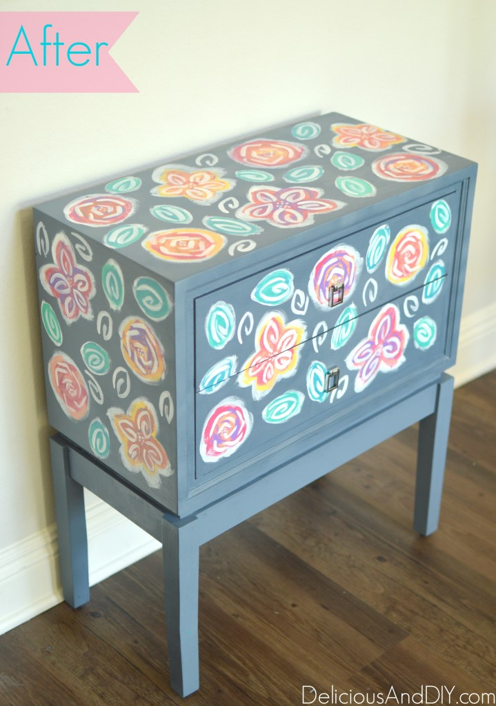 13 Bright And Bold Furniture Makeover Ideas Delicious