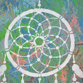 Dreamcatcher Wall Art and a Giveaway