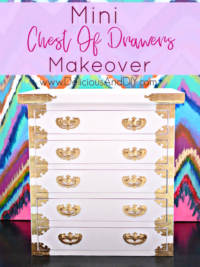 How to Flawlessly Paint your old Chest of Drawers and Transform it into a Stunning Pieces| Home Decoration| Furniture Flipping| Before and After| Chest of Drawers DIY| Dresser Makeover| Recycled Furniture| Upcycled and Repurposed Furniture| DIY Crafts| Chalk Paint Finish