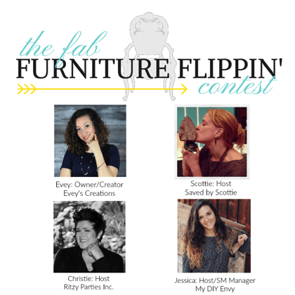 The Fab Flippin Furniture Contest