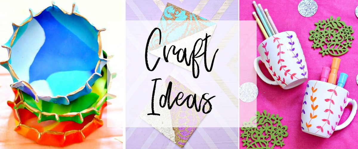 Craft Ideas – Delicious And DIY