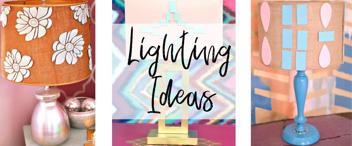 Lighting Ideas – Delicious And DIY