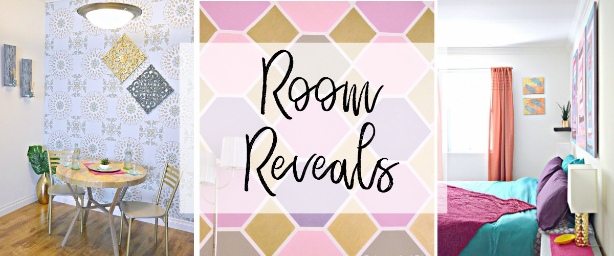 Room Reveals – Delicious And DIY