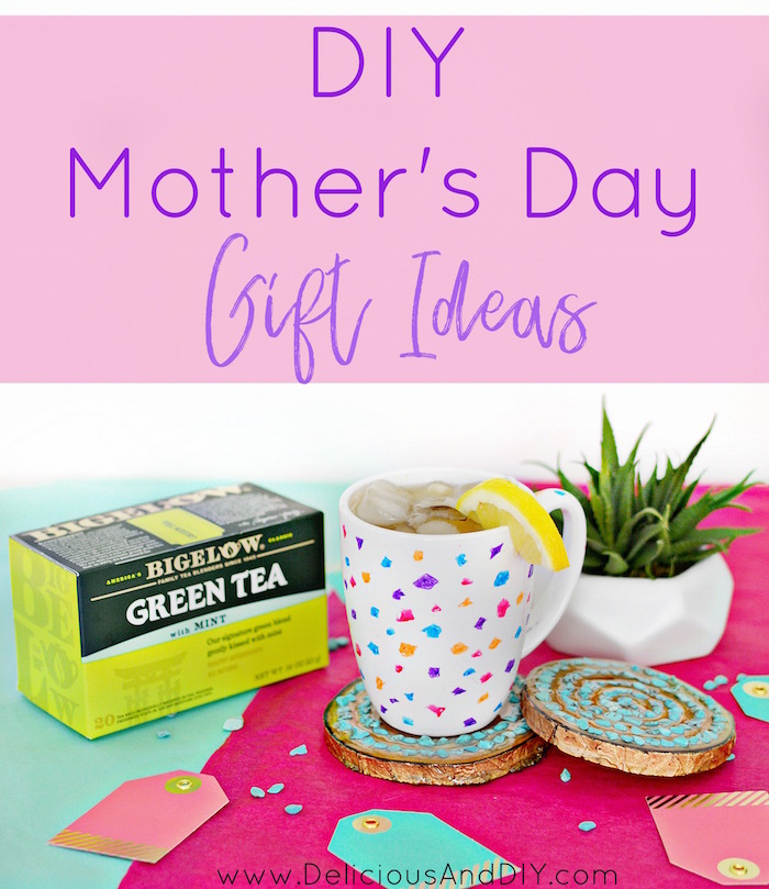 DIY Mother's Day Gift Ideas