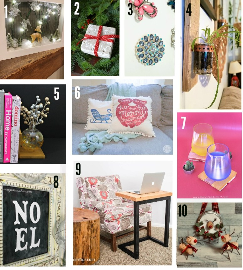 Want to give your loved ones a customized gift this holiday season then these 10 Gorgeous Gift Ideas are a great place to look for inspiration| DIY Christmas Gift Ideas| DIY Home Decor| DIY Personalized Gift Ideas for the holiday season| DIY Budget Friendly Gift Ideas
