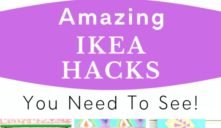 Gorgeous Ikea Furniture Hacks