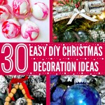 30 Gorgeous DIY Christmas Decoration Ideas