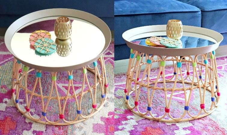 DIY Ikea Hack- Coffee Table