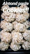 almond paste cookies greece ny