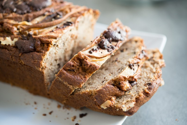 Healthy Gluten-Free Banana Bread