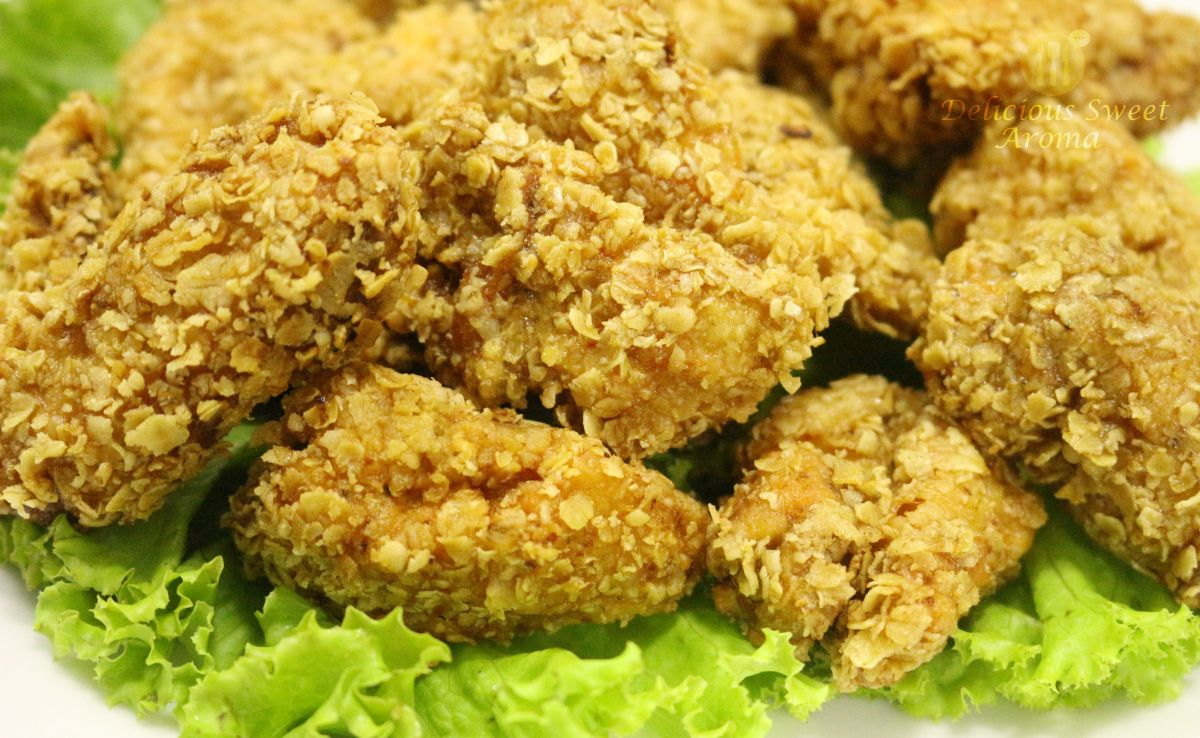 Crispy Chicken Fry