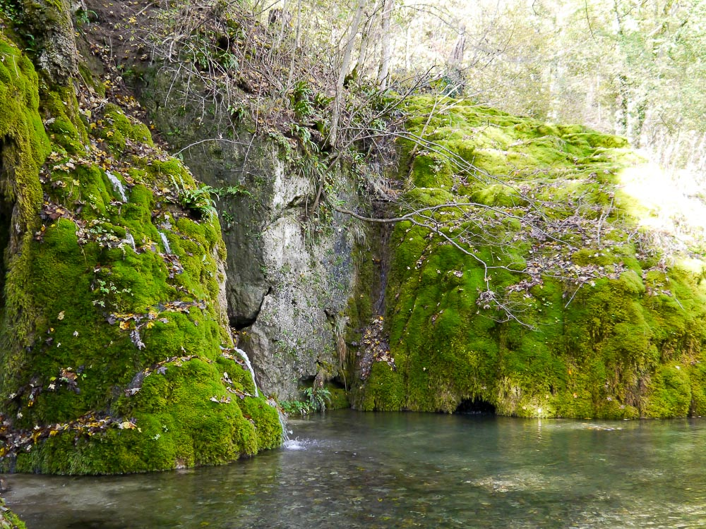Wildromantisch: Wasserfallsteig-Tour